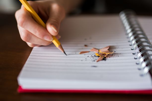 Writing has lost its enjoyment factor in schools.