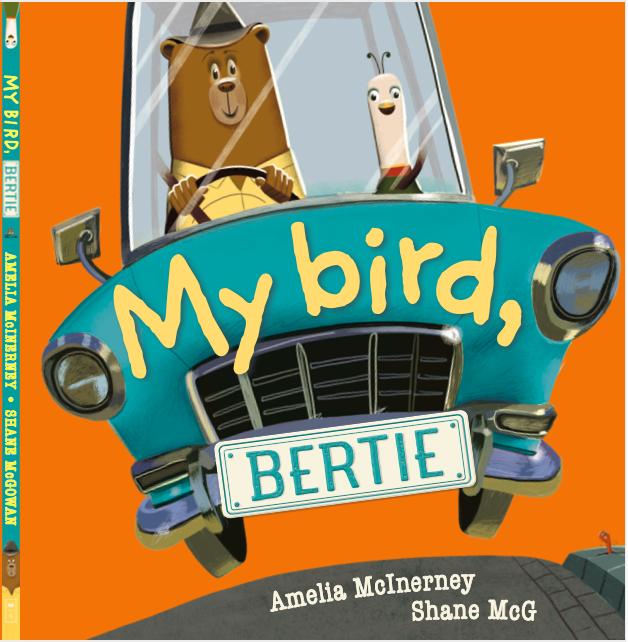 Amelia McInerney My Bird, Bertie